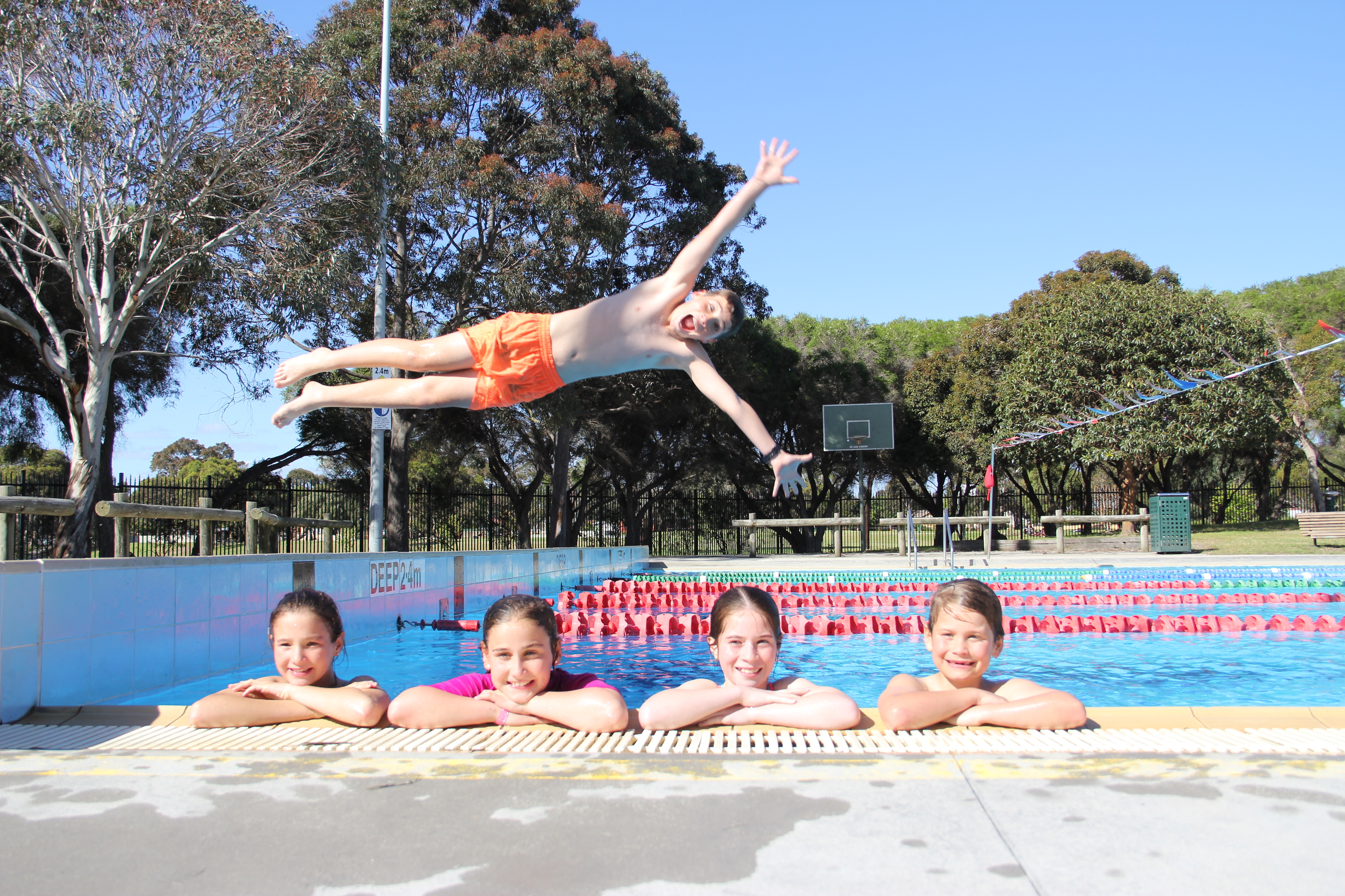 Swimming Pool Aquatic Centre Frankston Pines Frankston